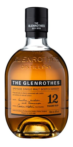 Glenrothes 12 Years Old, Soleo Collection