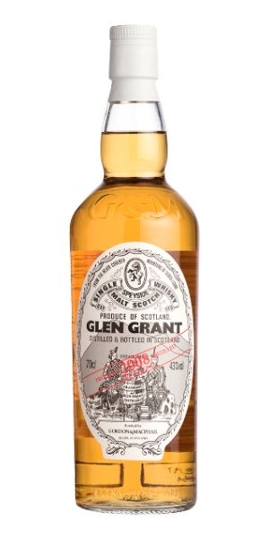 Glen Grant 2008, Distillery Labels (Gordon & MacPhail)