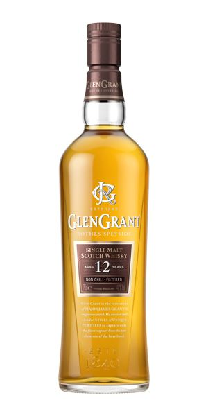 Glen Grant 12 Years Old Non-Chill Filtered