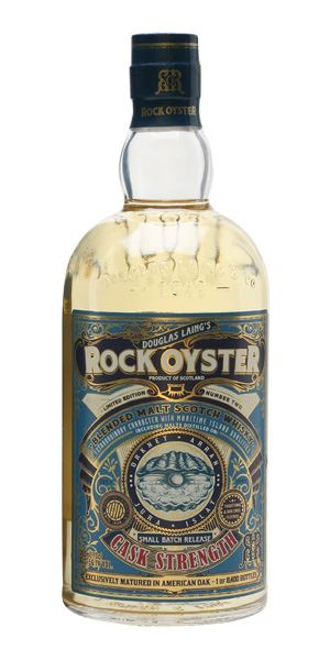Rock Oyster Cask Strength, Batch 2 (Douglas Laing)