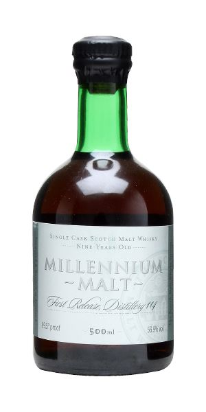 114.1: Millennium (Longrow 9 Years Old, SMWS)
