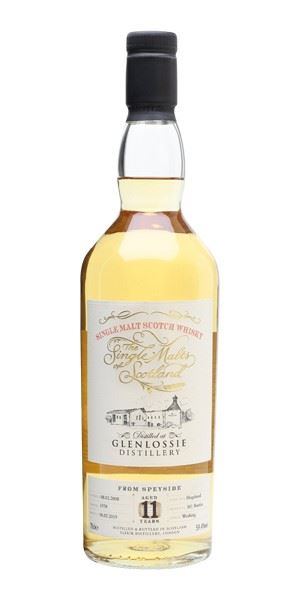 Glenlossie 11 Years Old (Single Malts of Scotland)