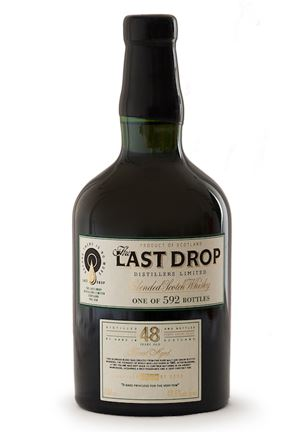 The Last Drop 48 Years Old