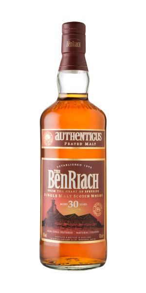 BenRiach Authenticus 30 Years Old