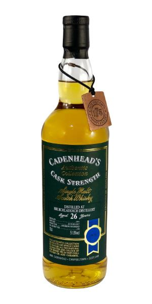 Bruichladdich 26 Years Old (Cadenhead)