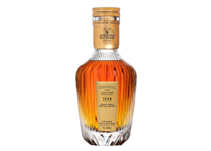 Glen Grant 70 year old from Gordon & MacPhail