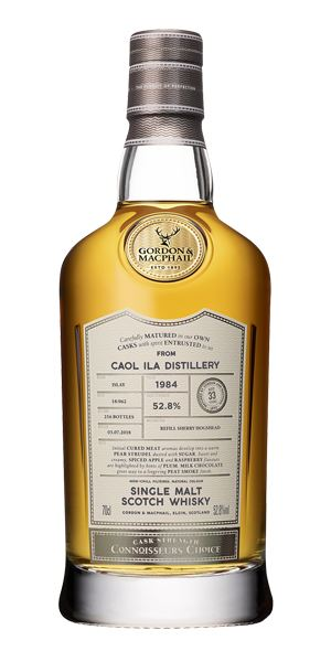 Caol Ila  33 Years Old, 1984, Connoisseurs Choice (G&M)