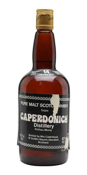 Caperdonich 14 Years Old, Bottled 1979 (Cadenhead)