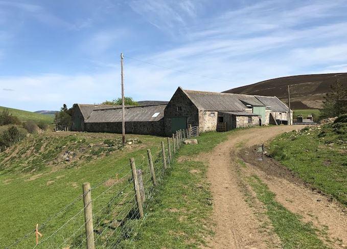 Inverharroch Farm