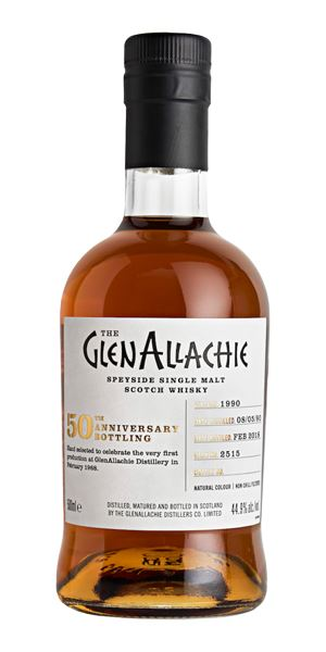 GlenAllachie 1990, 27 Years Old, Cask #2515
