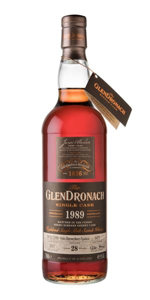 GlenDronach 28 Years Old, 1989, Cask #5476