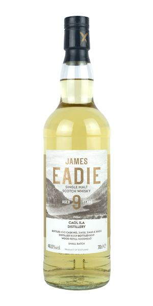 Caol Ila 9 Years Old (James Eadie Small Batch)