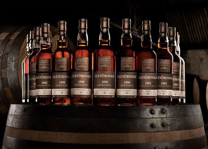 GlenDronach single cask releases batch 16
