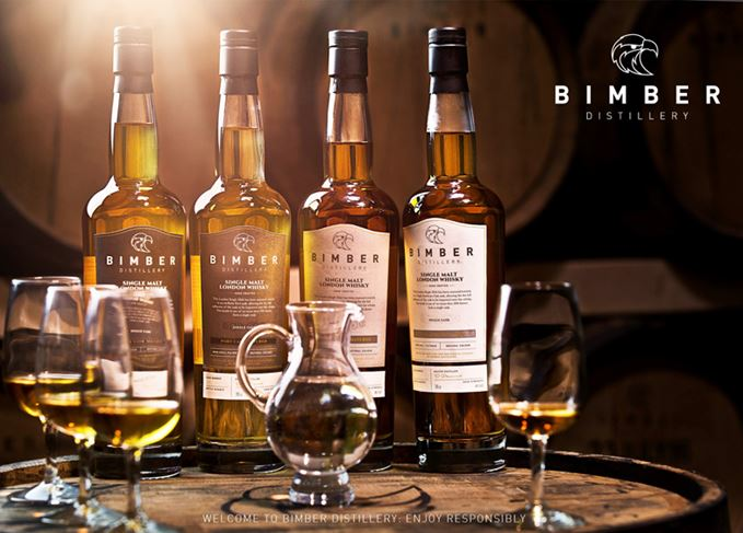 Bimber London single malt whisky