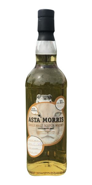 Single Orkney Malt, 11 Years Old (Asta Morris)