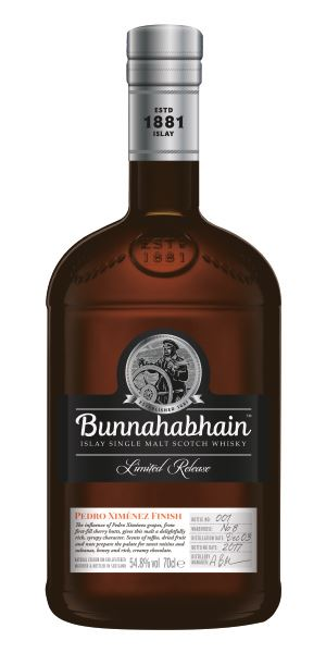 Bunnahabhain 2003 PX Finish, 15 Years Old